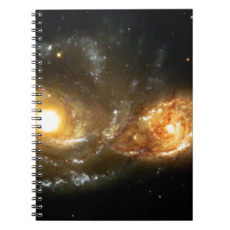 Regalos de SpaceGalaxies - Galaxie espiral que obr Libro De Apuntes Con Espiral