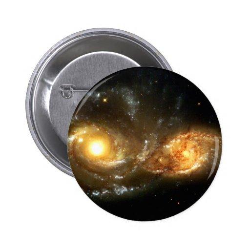 Regalos de SpaceGalaxies - Galaxie espiral que obr Pin