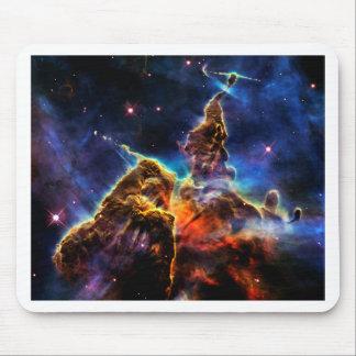 Regalos de SpaceGalaxies - 'Mountain místico Tapetes De Ratones