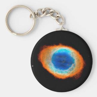 Regalos de SpaceGalaxies - nebulosa del anillo con Llavero
