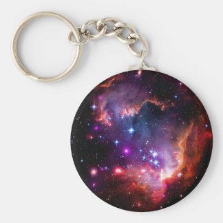 Regalos de SpaceGalaxies - pequeña nube de Magella Llavero