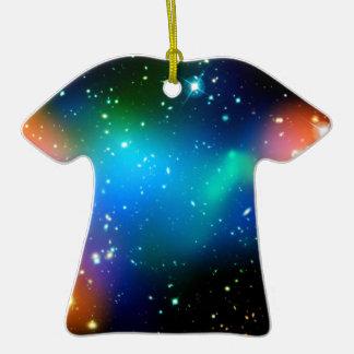 Regalos de SpaceGalaxies - racimo Abell de la gala Ornamente De Reyes