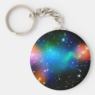 Regalos de SpaceGalaxies - racimo Abell de la gala Llavero