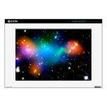 Regalos de SpaceGalaxies - racimo Abell de la gala 38,1cm Portátil Calcomanía