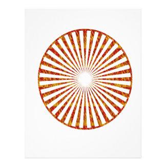 REGALOS de SunChakra de la mandala de Chakra del Membrete