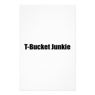 Regalos de Tbucket del drogadicto de Tbucket por Papelería Personalizada