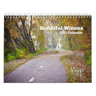 Regalos de Winona: Calendario 2015 de Winona