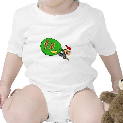 Regalos de Yule Trajes De Bebé