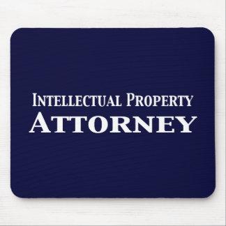 Regalos del abogado de la propiedad intelectual mouse pads