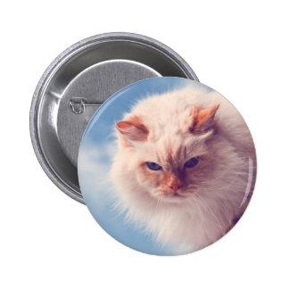 Regalos del amante del gato, botones del pinback d pin