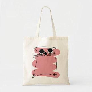 Regalos del amante del gato, regalos temáticos del bolsa tela barata