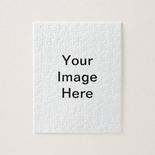 Regalos del arreglo para requisitos particulares puzzle con fotos