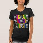 Regalos del arte de Abraham Lincoln---9 fotos Camiseta