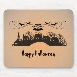 Regalos del arte de Halloween Mouse Pad