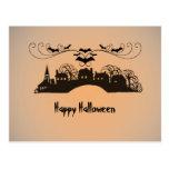 Regalos del arte de Halloween Tarjetas Postales