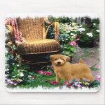 Regalos del arte de Norfolk Terrier Alfombrilla De Raton