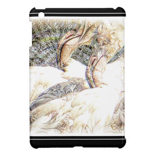 Regalos del arte del flamenco iPad mini coberturas