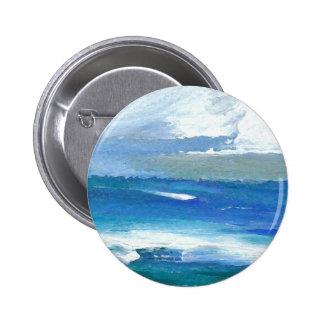 Regalos del arte del océano de Oceanscape del cari Pins