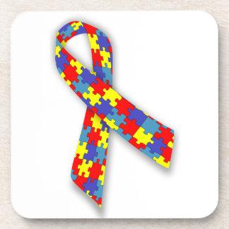 regalos del autismo posavasos de bebidas