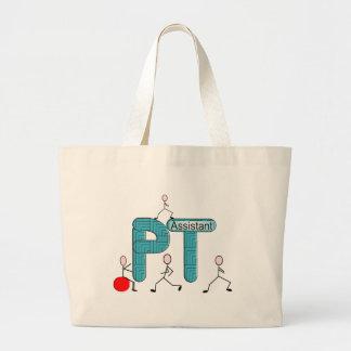Regalos del ayudante de la terapia física bolsa