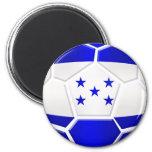 Regalos del balón de fútbol del Los Catrachos Hond Iman De Frigorífico