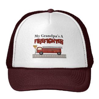 Regalos del bombero gorras de camionero