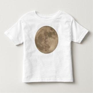 Regalos del camisetas de la Luna Llena del bebé de Playera