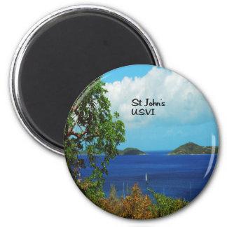 Regalos del Caribe Imán Redondo 5 Cm