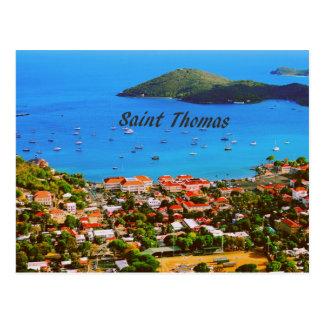 Regalos del Caribe Tarjetas Postales