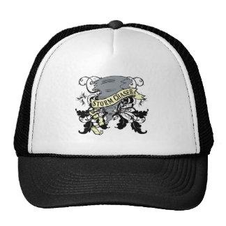 Regalos del cazador de la tormenta gorras de camionero