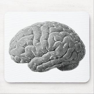 Regalos del cerebro alfombrilla de ratón