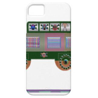regalos del coche de la fantasía iPhone 5 fundas