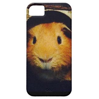 Regalos del conejillo de Indias del jengibre iPhone 5 Carcasa