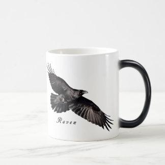 Regalos del cuervo taza