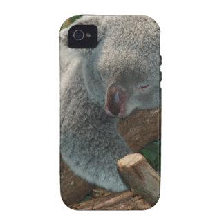 Regalos del destino de los animales del amor de lo vibe iPhone 4 funda