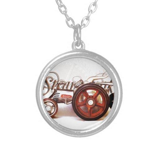 Regalos del destino del tractor de Steampunk Grimpola