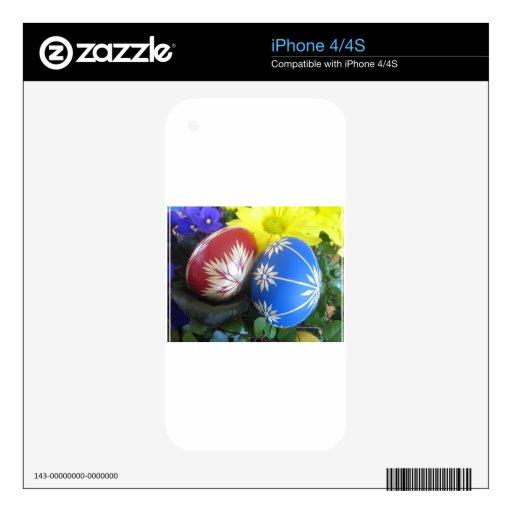 Regalos del destino iPhone 4 skins