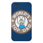 Regalos del día de padres iPhone 4 cárcasas