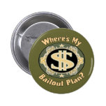 Regalos del dinero divertido pin