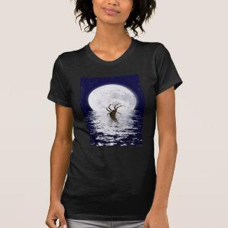 Regalos del diseño de la araña camisetas