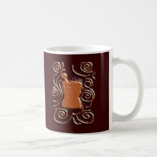 Regalos del diseño de la maja y del mortero del taza de café