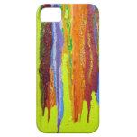 Regalos del diseño del arte abstracto de los color iPhone 5 Case-Mate fundas