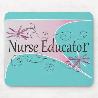 Regalos del educador de la enfermera mouse pad