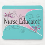 Regalos del educador de la enfermera tapete de ratón