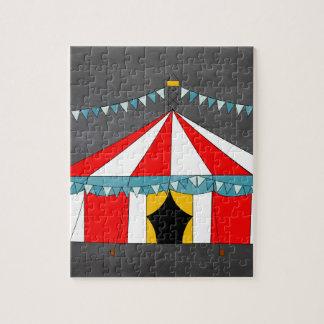 Regalos del fiesta del circo rompecabeza
