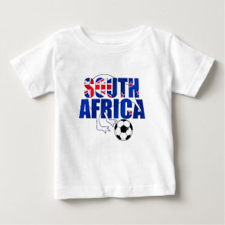 Regalos del fútbol de Suráfrica de la bandera de Playera