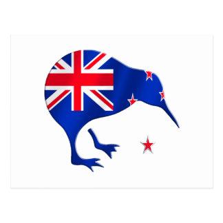 regalos del fútbol del fútbol de la bandera de Nue Tarjetas Postales
