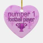 Regalos del fútbol para ella: Futbolista del númer
