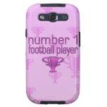 Regalos del fútbol para ella: Futbolista del númer Galaxy S3 Cobertura
