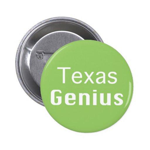 Regalos del genio de Tejas Pin Redondo 5 Cm